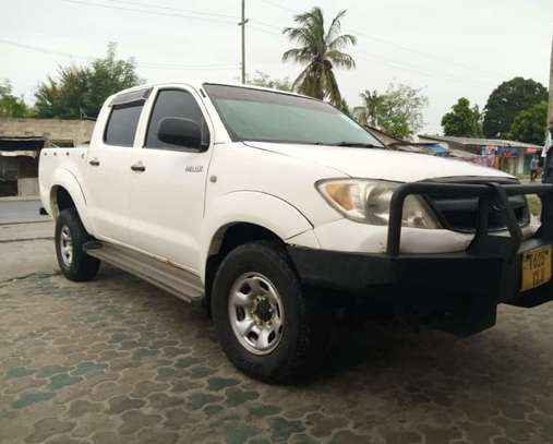 2006 Toyota Hilux image 7
