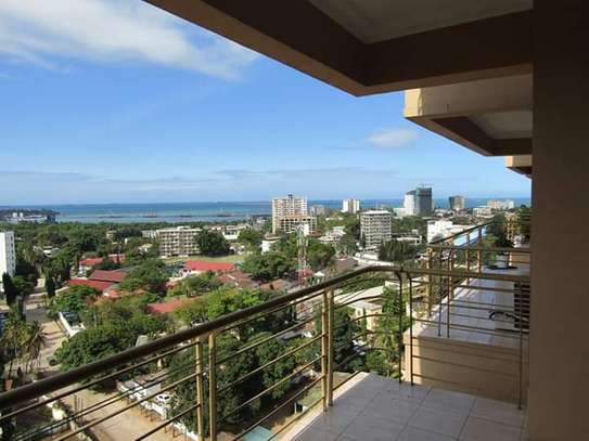 3 Bedrooms Ocean View Full Furnished Apartments in Upanga image 1