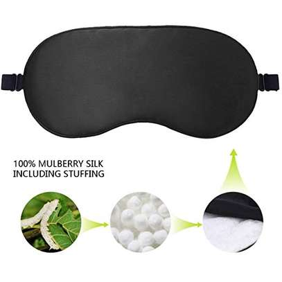 Silk Sleep Mask for A Full Night's Sleep