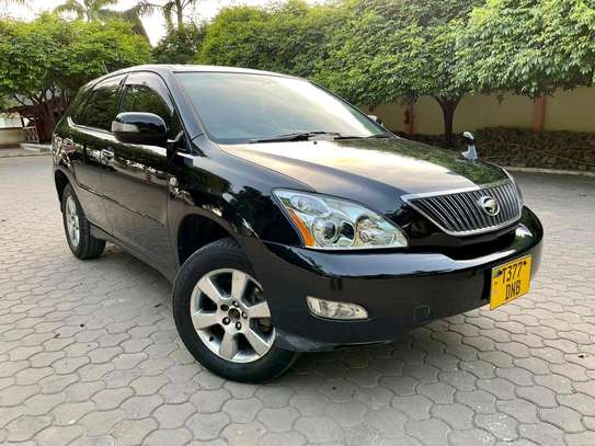 2006 Toyota Harrier image 3