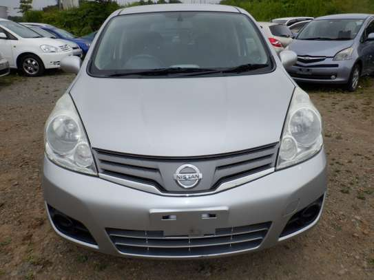2008 Nissan Note image 1