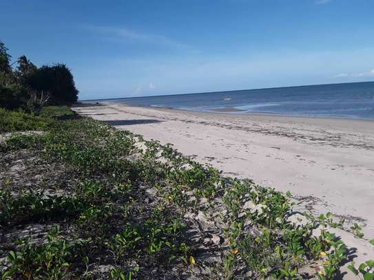 OCEANFRONT LAND FOR SALE IN TANGA CITY