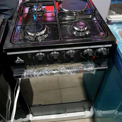 Brand New Delta Cooker - Stainless Steel...575,000/= image 1