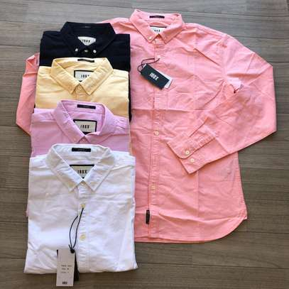 Cotton Slimfit Shirt