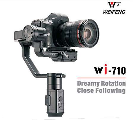 WF 3 AXIS GIMBAL CAMERA STABILIZER