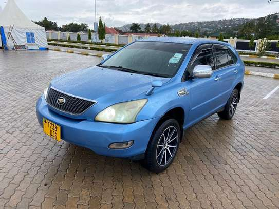 2003 Toyota Harrier image 13