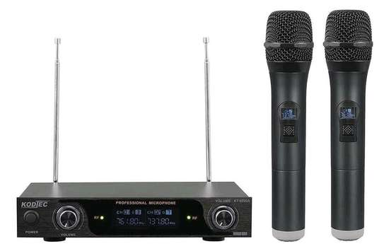 Wireless microphone image 1