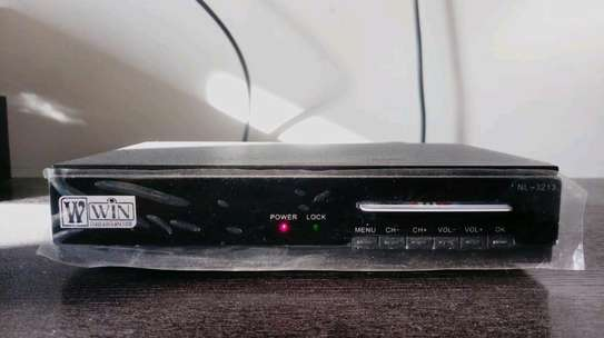 WIN Cable Set-Top Box