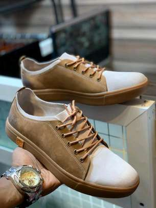 Timberland Leather Shoes. image 1
