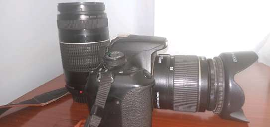 Canon EOS 12D Camera with Extra Lenses