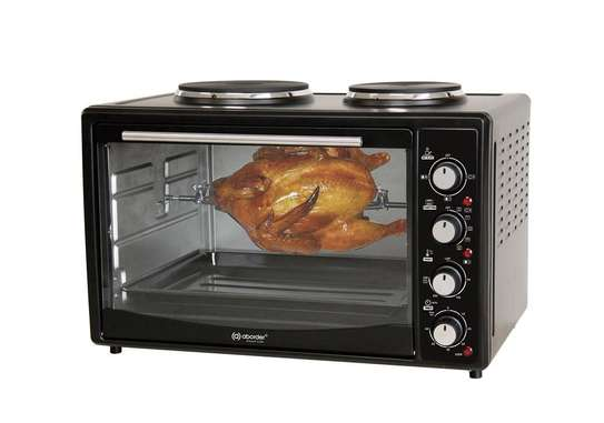 ELECTRIC OVEN  ABORDER