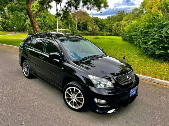 2007 Toyota Harrier image 12