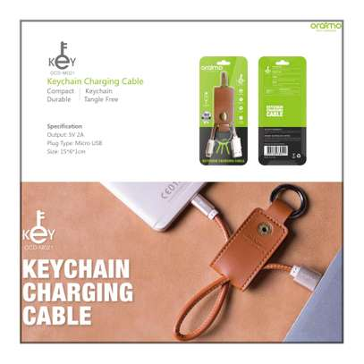 Oraimo Key Ring Charging Cable