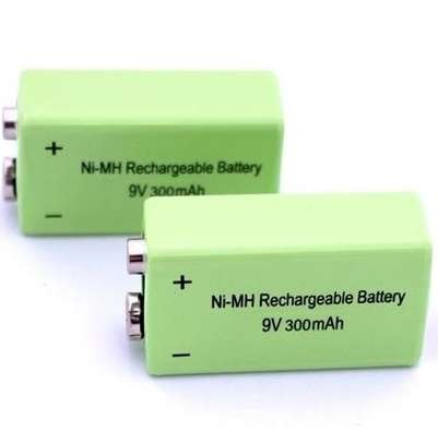 RECHARGEABLE Ni-MH 9V BATTERY image 4