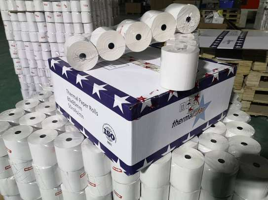 Thermal Paper rolls image 1