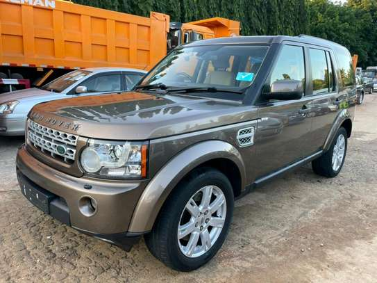 2012 Land Rover Discovery image 3