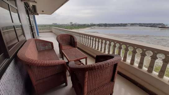 3 Bedrooms Sea View Apartment For Rent in Upanga