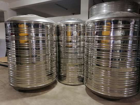 Stainless steel tanks 304 materials image 2