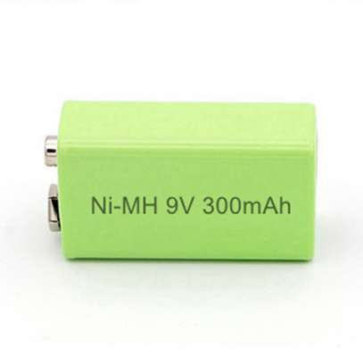 RECHARGEABLE Ni-MH 9V BATTERY image 1