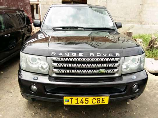 2009 Land Rover Range Rover image 4