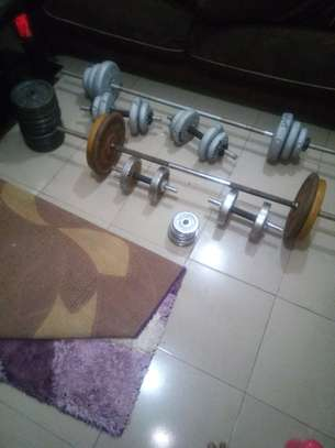 Weights sets