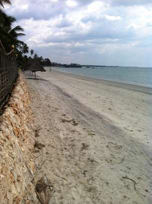 Beach Plot  for sale in Bagamoyo Town.