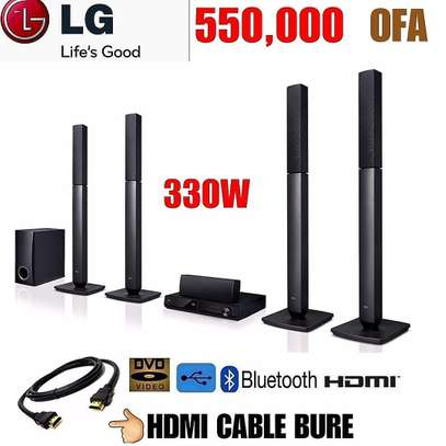 LG hometheater music systems