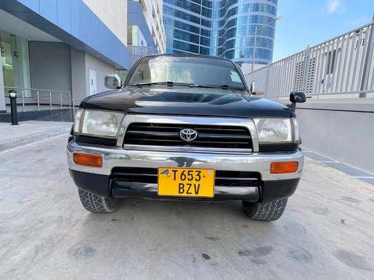 2000 Toyota Hilux Surf image 11