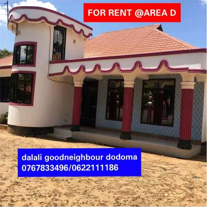 FOR RENT AT AREA D DODOMA image 1