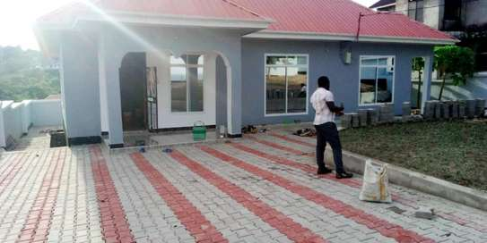 3 bdrms House with Title Deed at Tegeta IPTL image 1