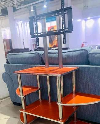 Tempered glass Tv stand...190,000/= image 1