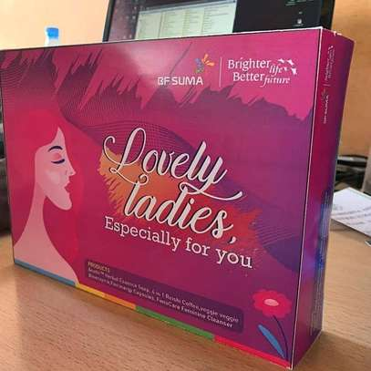 LOVELY LADIES PACKAGE