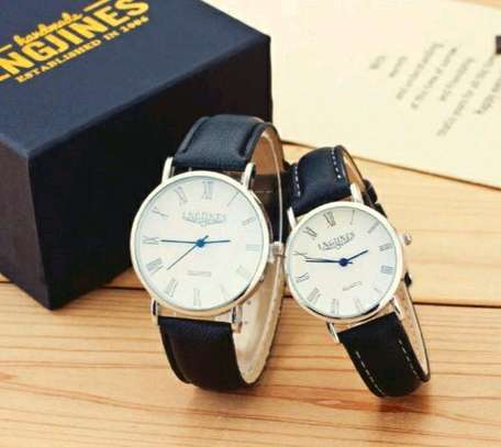 ? COUPLE WATCHES ( 2 pieces )