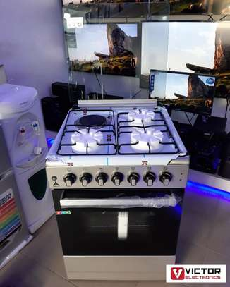 DELTA 3 GAS + 1 ELECTRIC COOKER 60x60