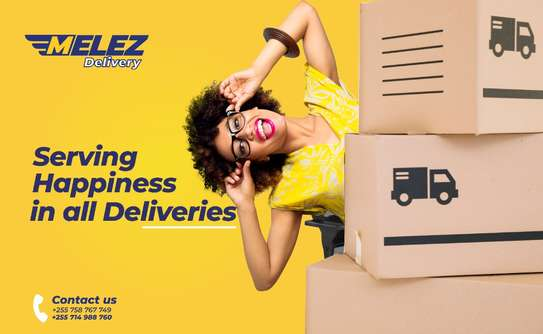 EXPRESS DELIVERY SERVICES image 1