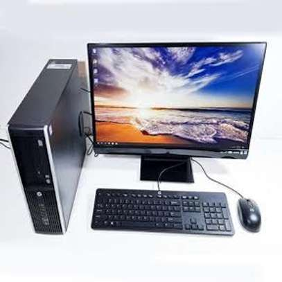 "HP Compaq Pro 6300 Intel Core i3 Complete Desktop Set With 22"" Monitor"