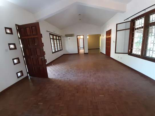 4 Bedrooms Clean House For Rent in Masaki image 15