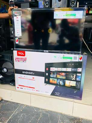 TCL ANDROID SMART TV INCH 32