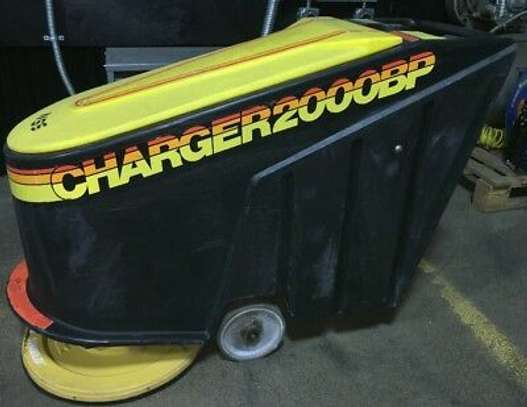 NSS CHARGER 2000BP TILES CLEANER image 1