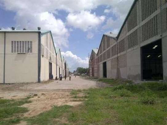 2188 Square meter warehouse available for rent at Vingunguti Industrial Area