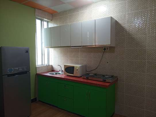 1Bedroom,sitting room and kitchen at masaki full furnished image 9