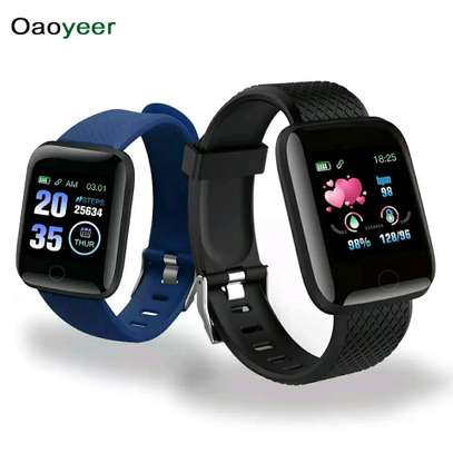 116 plus smart watch image 1