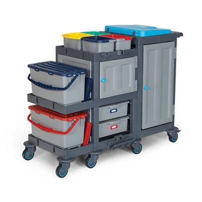Hospital and Medical Centers Color Coordinated Trolleys image 3