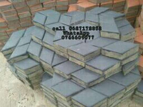 Paving blocks