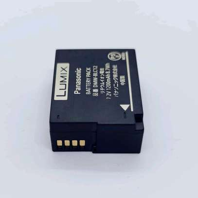PanasonicDMW-BLC12 Rechargeable Lithium-Ion Battery (7.2V, 1200mAh) image 3