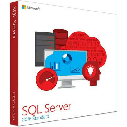 Microsoft SQL Server 2016 Standard License