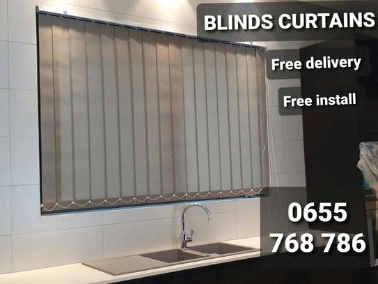 BLINDS CURTAINS - VERTICAL BLINDS IN TANZANIA image 2
