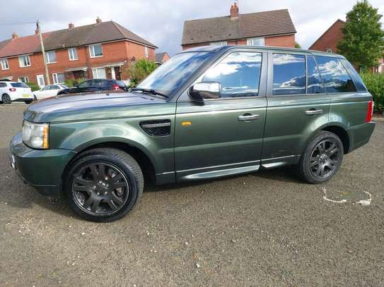 2008 Land Rover Range Rover Sport image 4