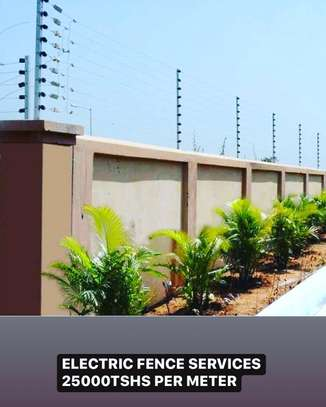ELECTRIC FENCE SERVICES