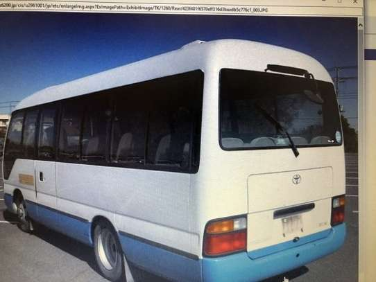 2003 Toyota COSTER 1HZENGINE   26SEATER USD 12200 CIF DAR PORT image 2